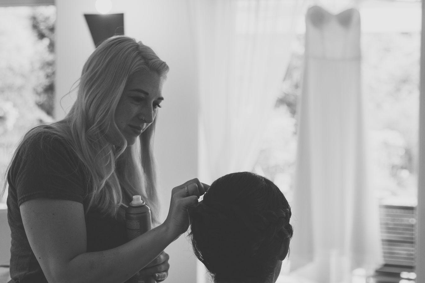 hochzeitsfotos vom getting-ready in alling bei fürstenfeldbruck